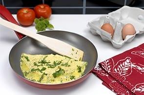 Omelette alle erbe