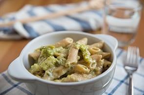 Pasta broccoli e brie