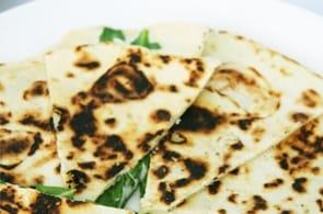Piadina Rucola, Pomodorini e Brie