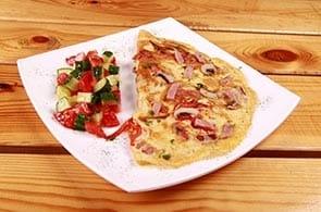 Omelette alla portoghese