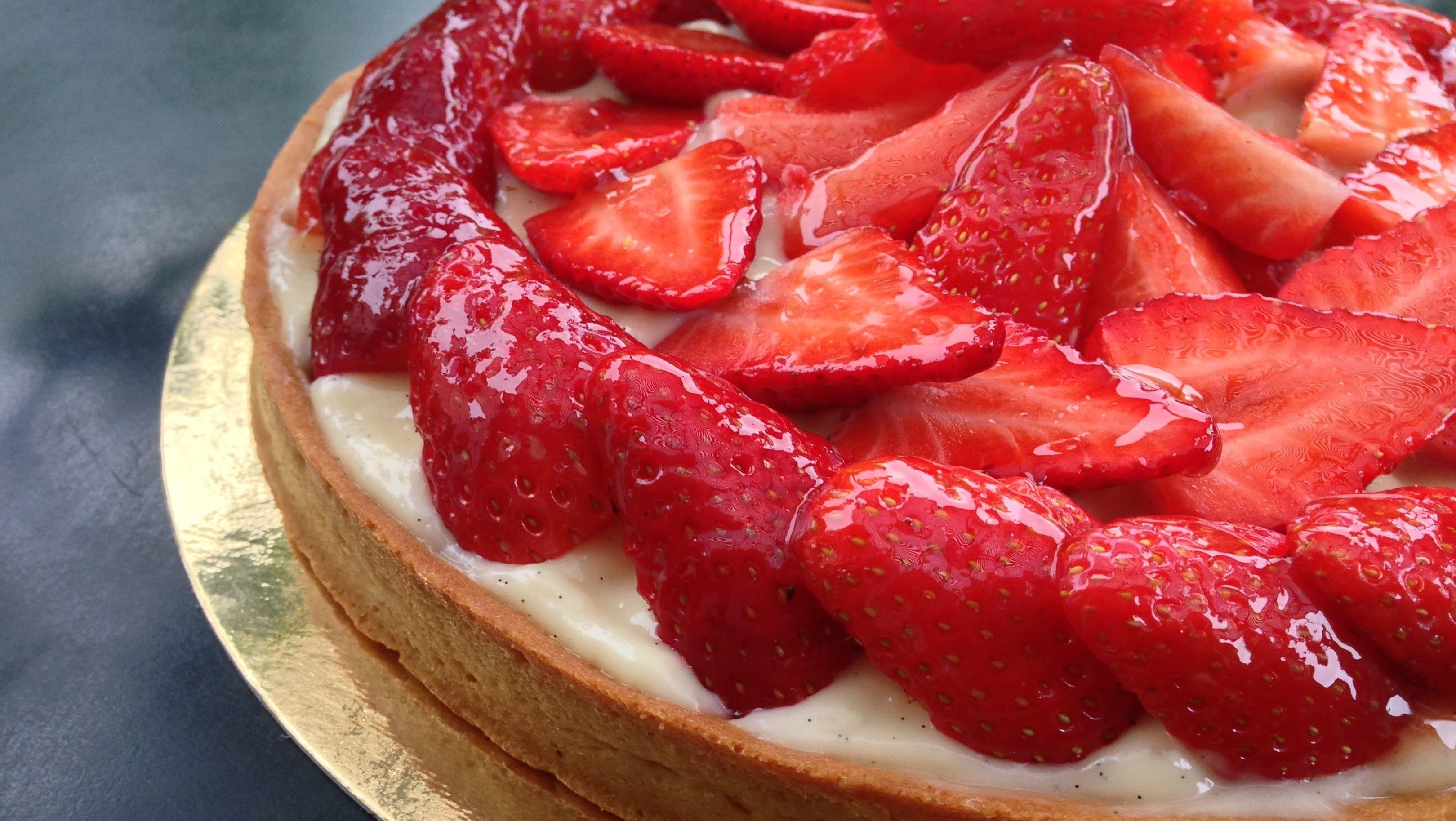 Come fare la torta Fraisier