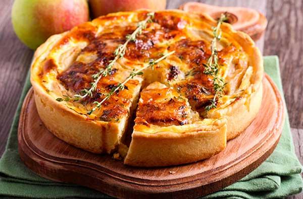Come tagliare il formaggio tecnica e trucchi per gustare - Torte salate decorate ...